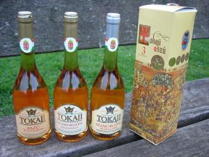 A tradíció szerves részei a magyar borok