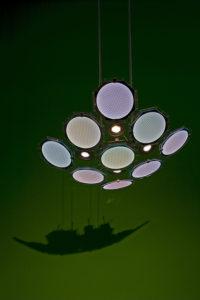 LED mélysugárzó