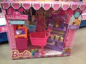 Barbie Szupermarket
